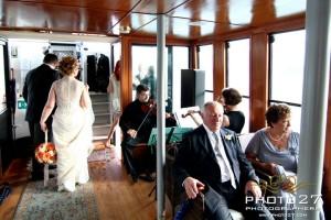 Due violini in barca;-)