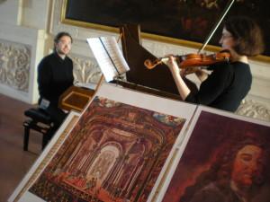 Concerto con clavicembalo