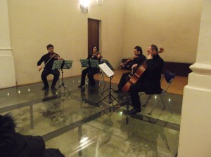 Quartetto in concerto