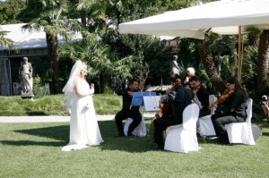 quartetto e sposa